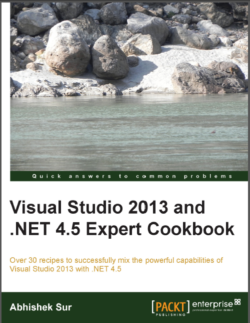 Book-Review-VisualStudio2013-and-dotNet-expert-cookbook