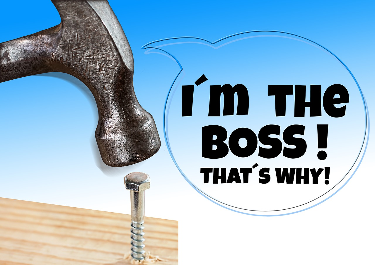 Boss is not always right