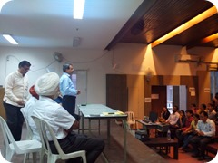 IGNOU Regional Center Chandigarh Course Induction Meeting