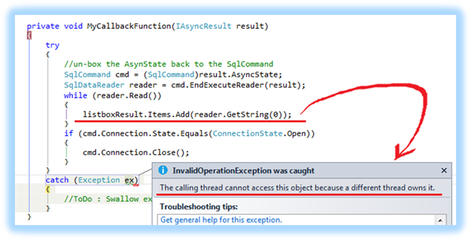How to execute long running SQL query or stored-procedure